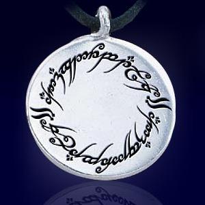 Herr der Ringe - Amulett - Der Eine Preisvergleich