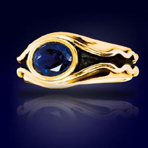 Herr der Ringe - Vilya - Elronds Ring