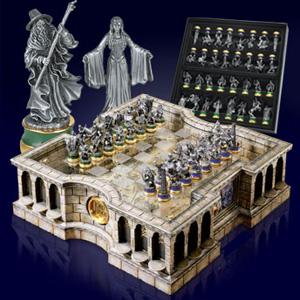 Herr der Ringe - Schachspiel