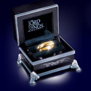 Herr der Ringe - Der Eine Ring - 18 Karat Gold
