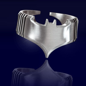 Batman Titan Flex Ring