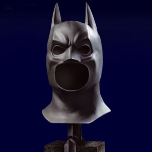 Batman Begins Miniatur Maske