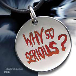 Batman The Dark Knight - Why So Serious Kette