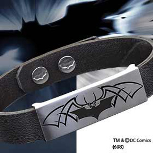 Batman The Dark Knight - Tribal Lederarmband