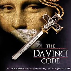 Da Vinci Code - Anhänger Bankschlüssel