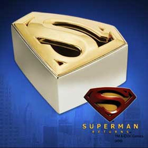 Superman Returns Briefbeschwerer