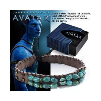 Avatar - Jakes Beaded Halskette