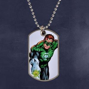 Green Lantern - Dog Tag Preisvergleich