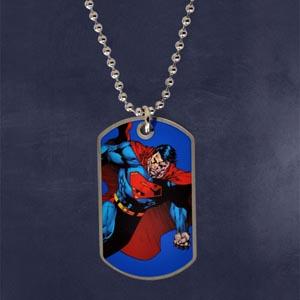 Superman Kette Running