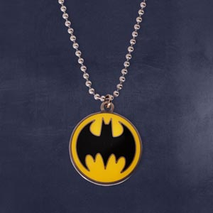 Batman The Dark Knight Logo Kette