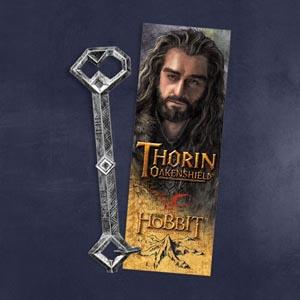 Der Hobbit - Thorins Schlüssel - Stift mit 3D Lesezeichen
