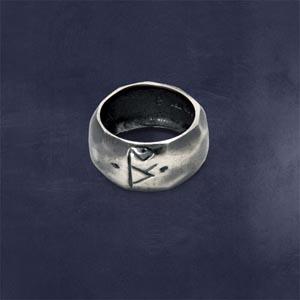 Der Hobbit - Thorin Eichenschild Runen-Ring bei The Noble Collection