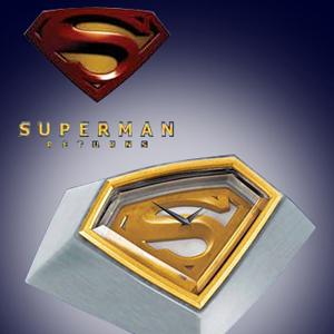 Superman Returns - Schreibtisch Uhr