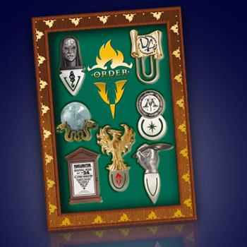 Harry Potter Orden d. Phönix Lesezeichenkollektion