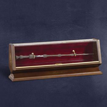 Harry Potter Filmreplik - Dumbledore Bronze Zauberstab