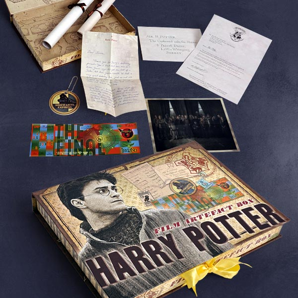Harry Potter Filmreplik - Artefakt Box